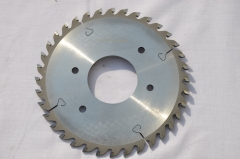 T.C.T circualr saw blade for wood cutting-computer sizing scoring saw blade