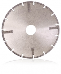 electroplating diamond cutting & grinding disc