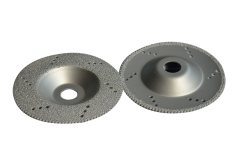 vacuum brazing diamond cup wheel for stone