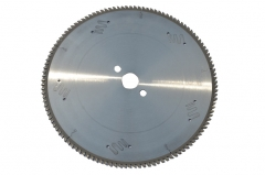 TCT circular saw blade for aluminum bar cutting blade