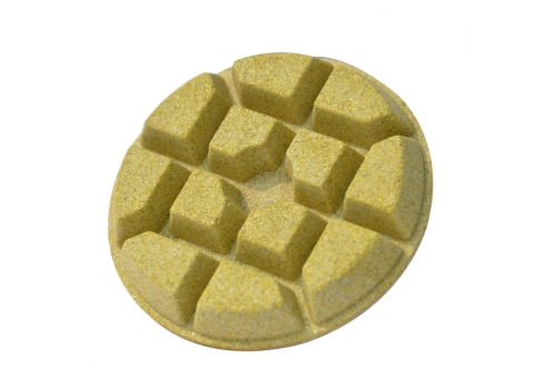 floor polishing pad-ceramic bond
