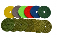 Diamond Polishing Pad for Stone(wet)
