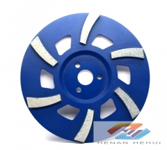 diamond cup wheel for concrete grinding